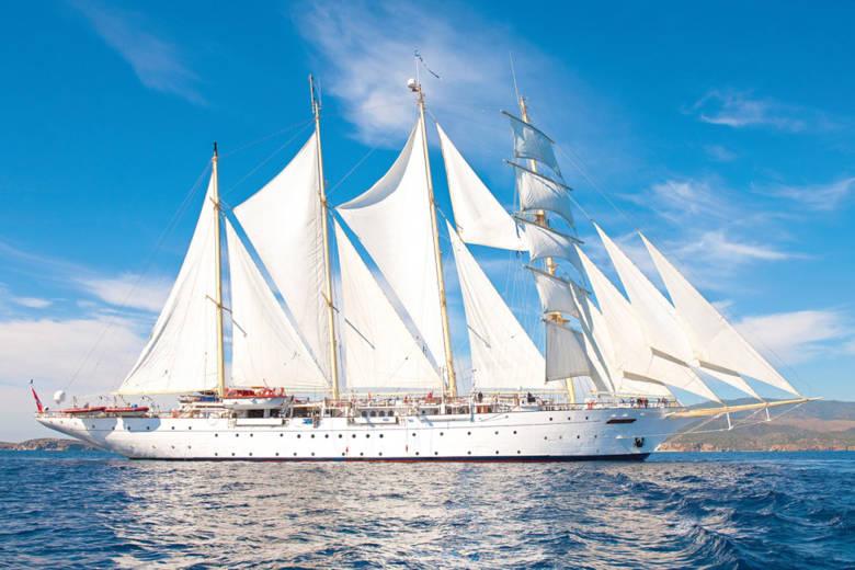 Star clippers nouvelles destinations voyages luxe