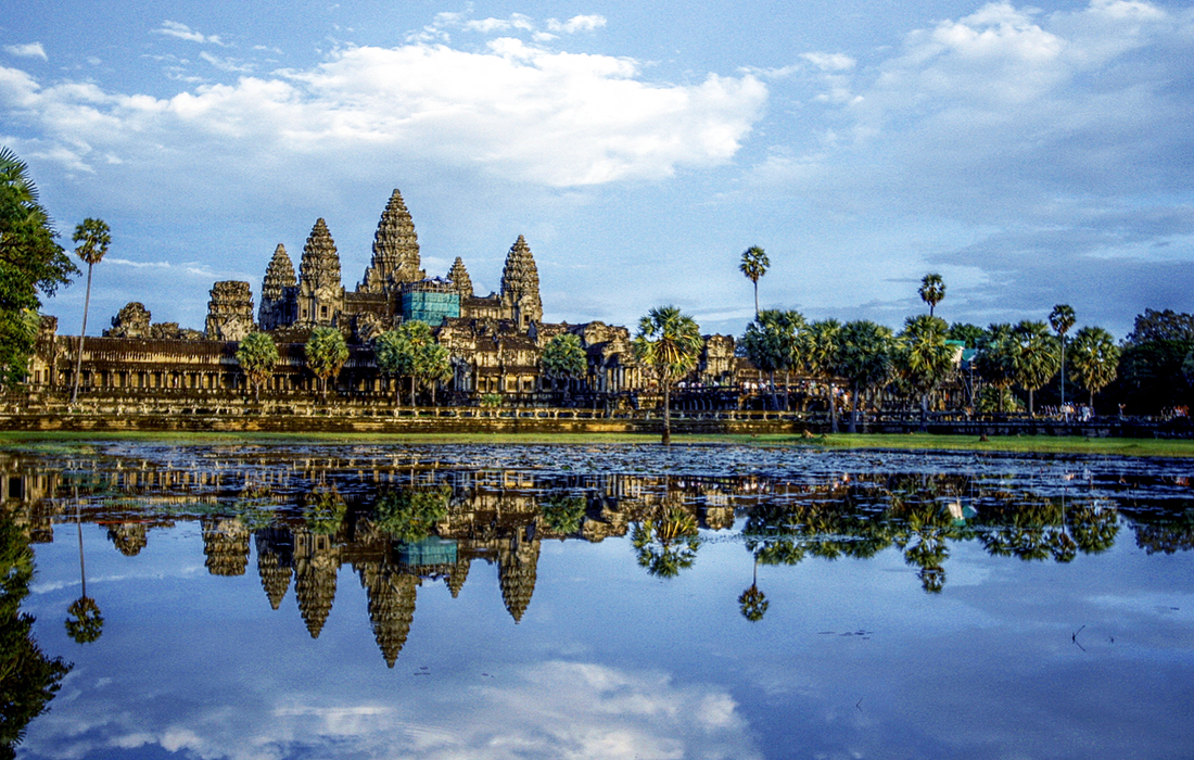 temple d'Angkor star clippers voyages destinations