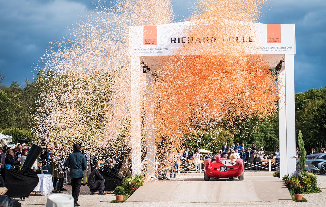 Luxe Infinity Devient Un des Partenaires Media de Chantilly Arts & Elegance Richard Mille 2019