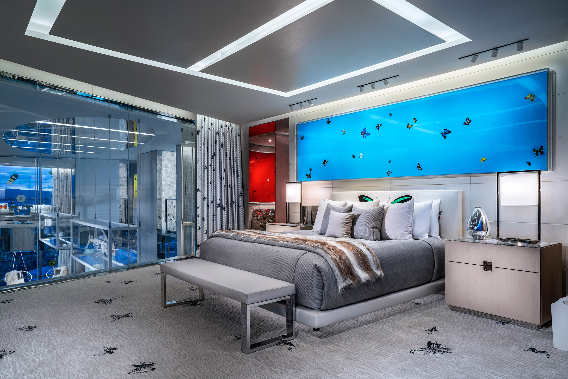 La chambre d\'hôtel la plus onéreuse du monde, signée par ...