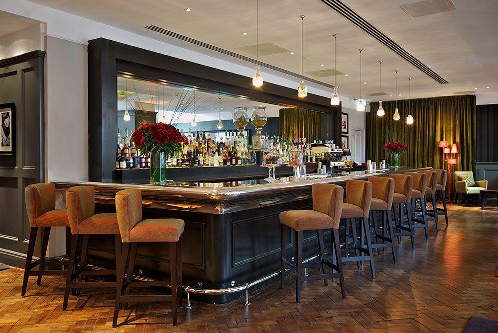 Hotel london Bridge Bar lounge