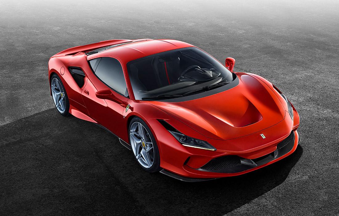 Ferrari Célèbre L'Excellence Avec sa Nouvelle F8 Tributo