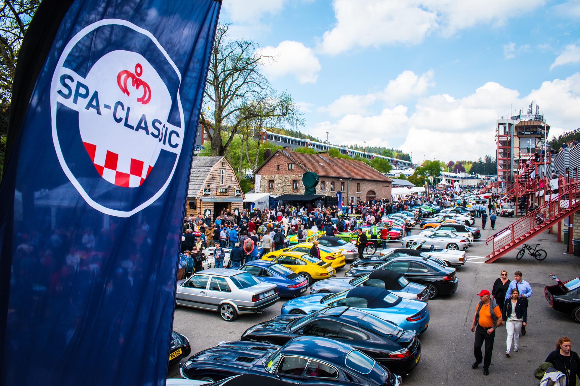 9ème Spa-Classic : Le Mans Classic Version Belgique !