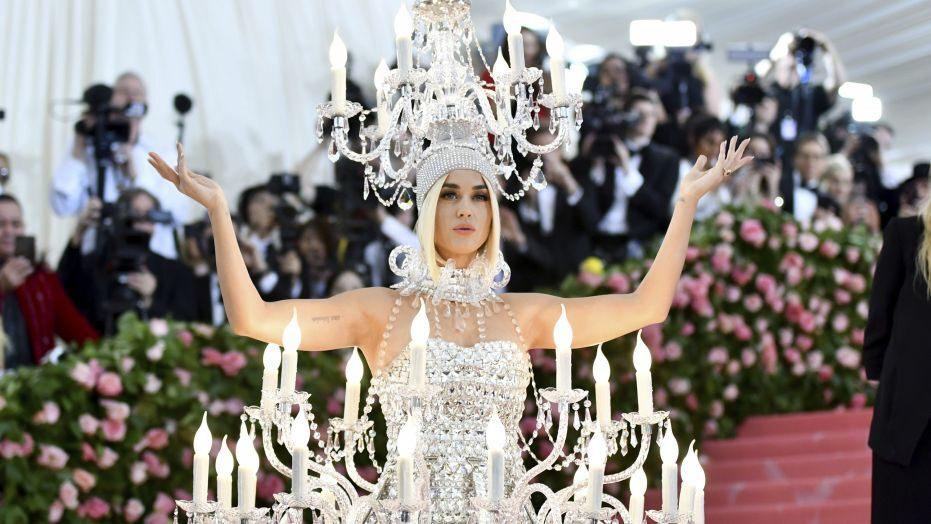 Katy Perry met gala 2019