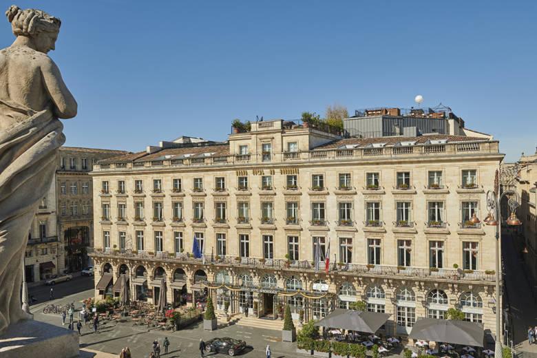 L'Intercontinal Bordeaux - Grand Hôtel: Elu Meilleur Hôtel de France 2019 !