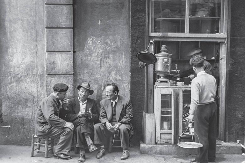 Hommage à Ara Güler à la Galerie Polka à Paris