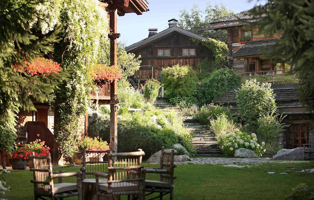En quête d'authenticité pour l'été ? : Misez sur un jardin alpin !