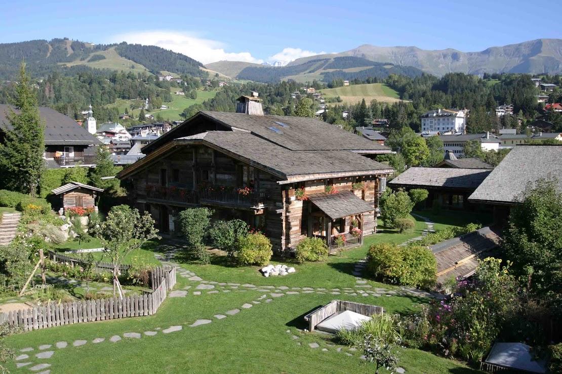 C'est un un hameau de petites fermes d'alpages