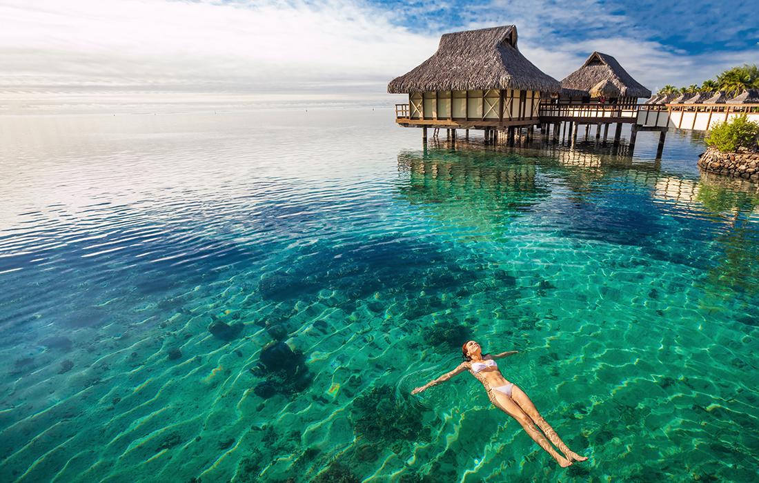 Les Hôtels «Maitai» de Polynésie