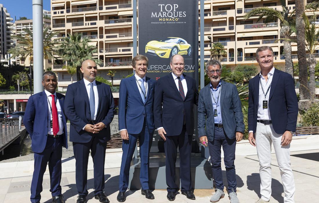 Succès indéniable pour la 16eme édition de Top Marques Monaco