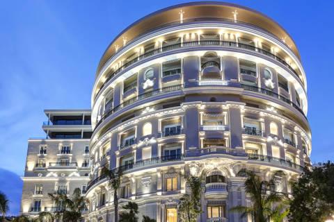 Un séjour de luxe à Monaco dans l'Hôtel de Paris Monte-Carlo