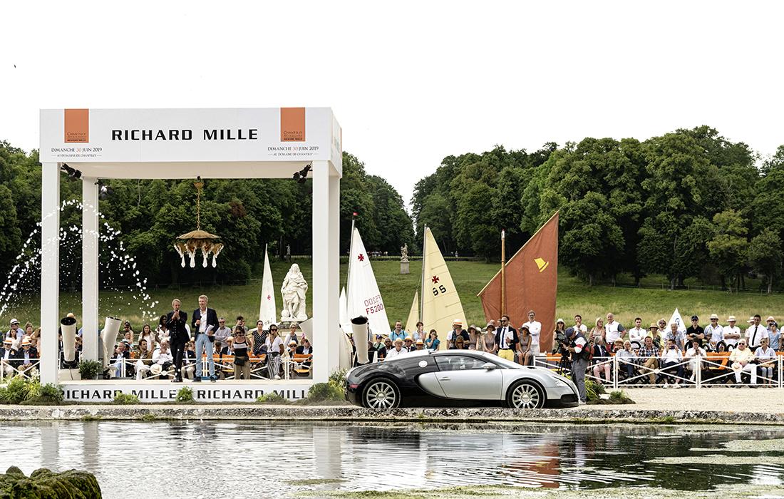 Chantilly Arts & Elégance Richard Mille 2019