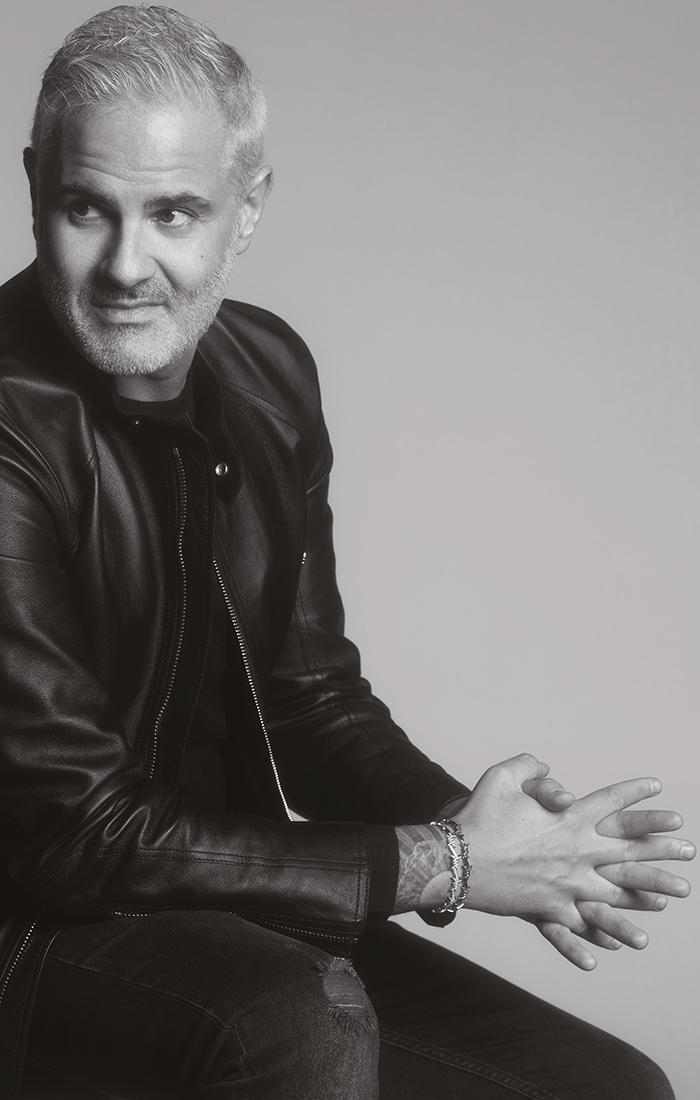 2.Alexandre Corrot, fondateur et Directeur Artistique de la Maison DJULA.