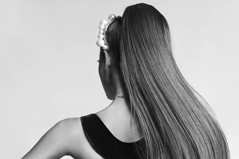 Ariana grande egerie givenchy
