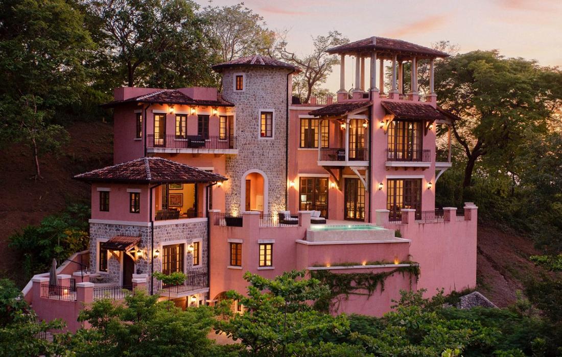 Airbnb étend son offre avec des résidences haut de gamme: Airbnb Luxe