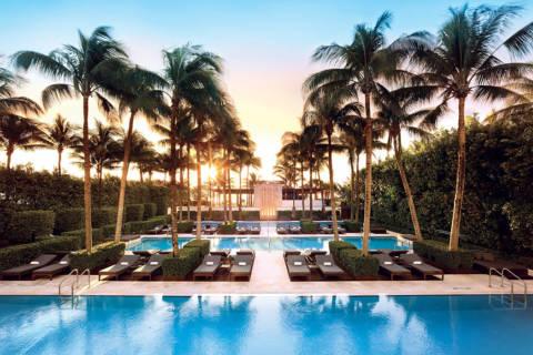 The Setai Miami Beach désigné meilleur hôtel de Miami Beach