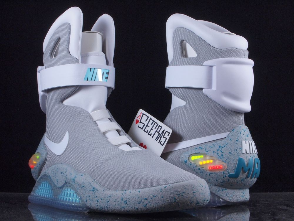 Nike Air Mag Back To The Future BTTF 2011