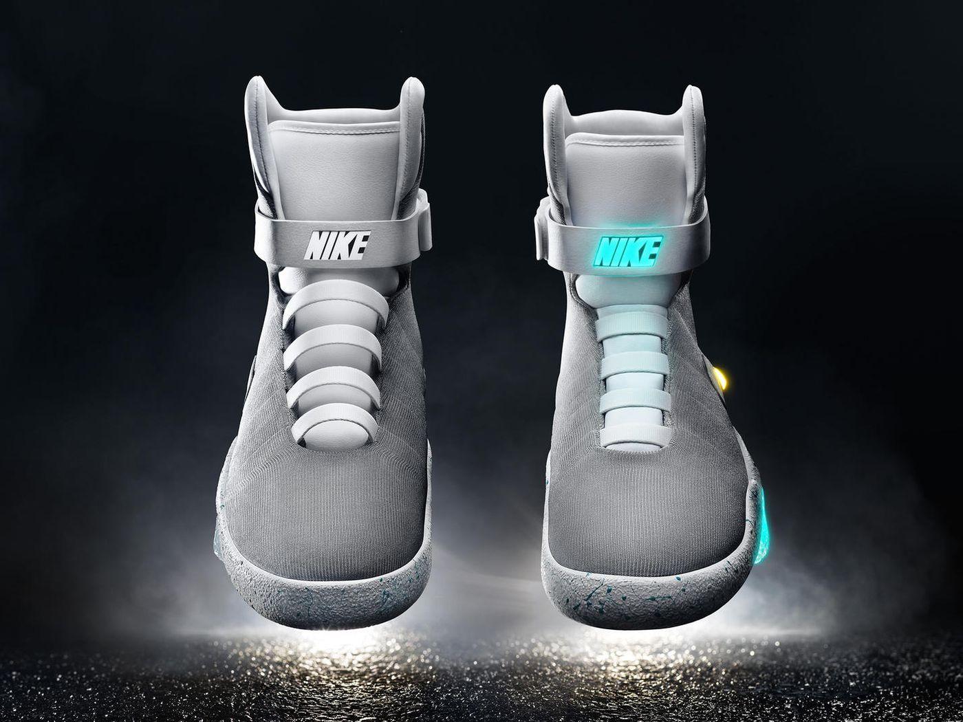 Nike air futur bttf