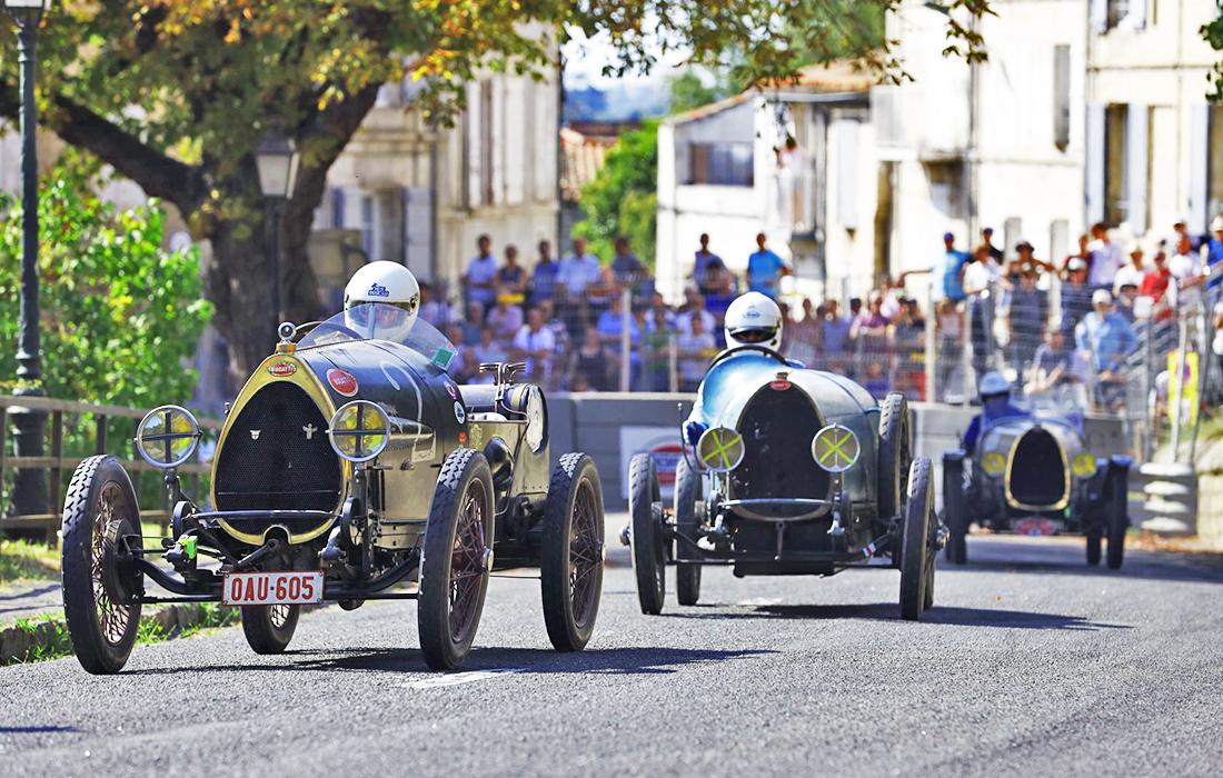 Le circuit des remparts célèbre ses 80 ans
