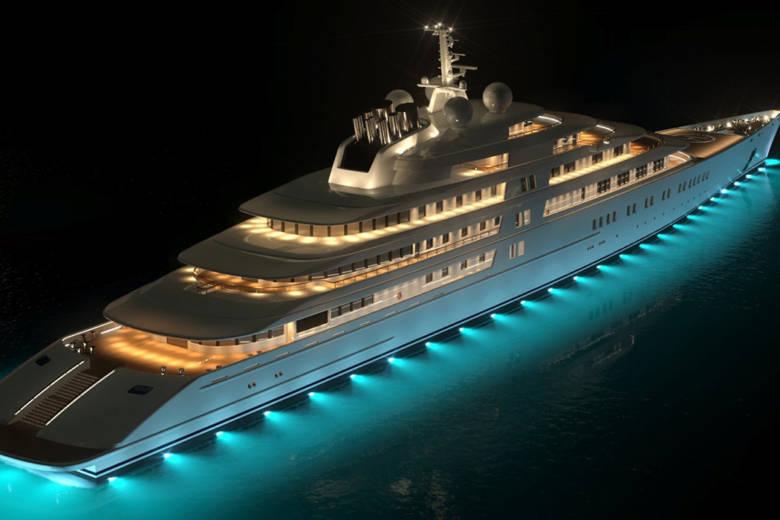 Le top 5 des plus beaux yachts du monde