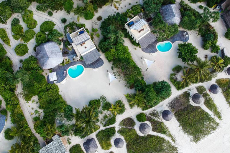 Le Zanzibar White Sand Luxury Villas & Spa