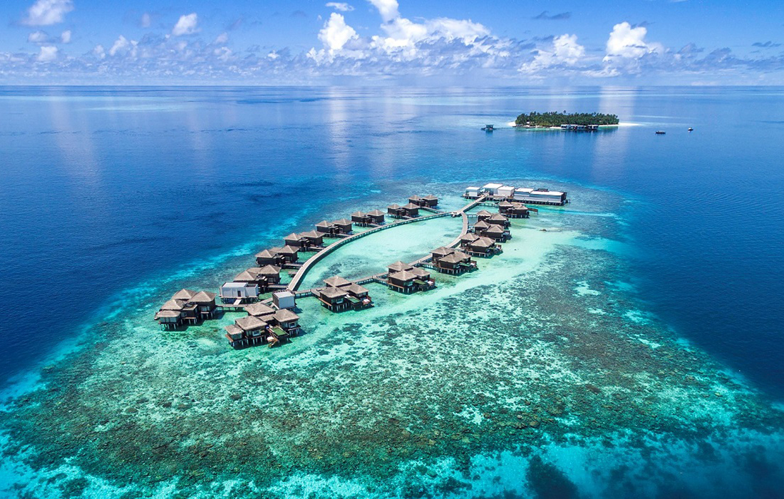 Raffles Maldives Meradhoo: une adresse de luxe pour un séjour calme et paisible