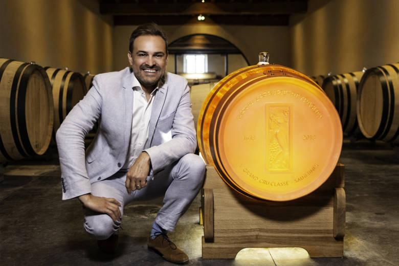 Interview exclusif avec David Bolzan - Directeur Général des Vignobles Silvio Denz