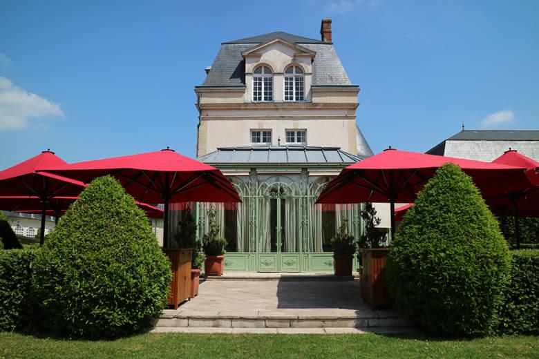 Le restaurant gastronomique du Château de Courcelles : un détour mérité