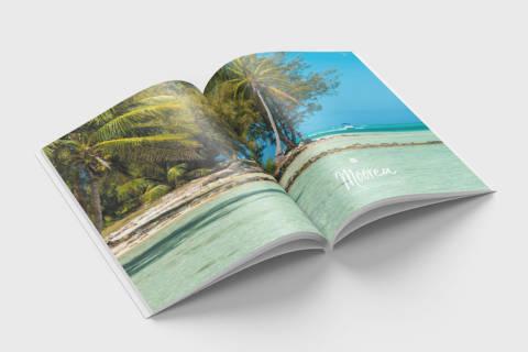 Premier Voyage En Polynésie ouvrage