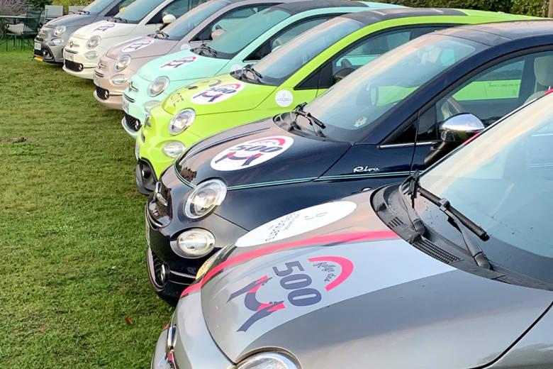Rallye des 500 Paris Deauville