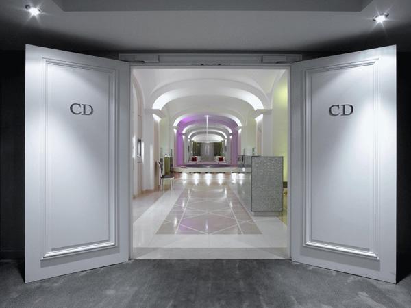 Le Dior Institut une adresse prestigieuse pour les Parisiens