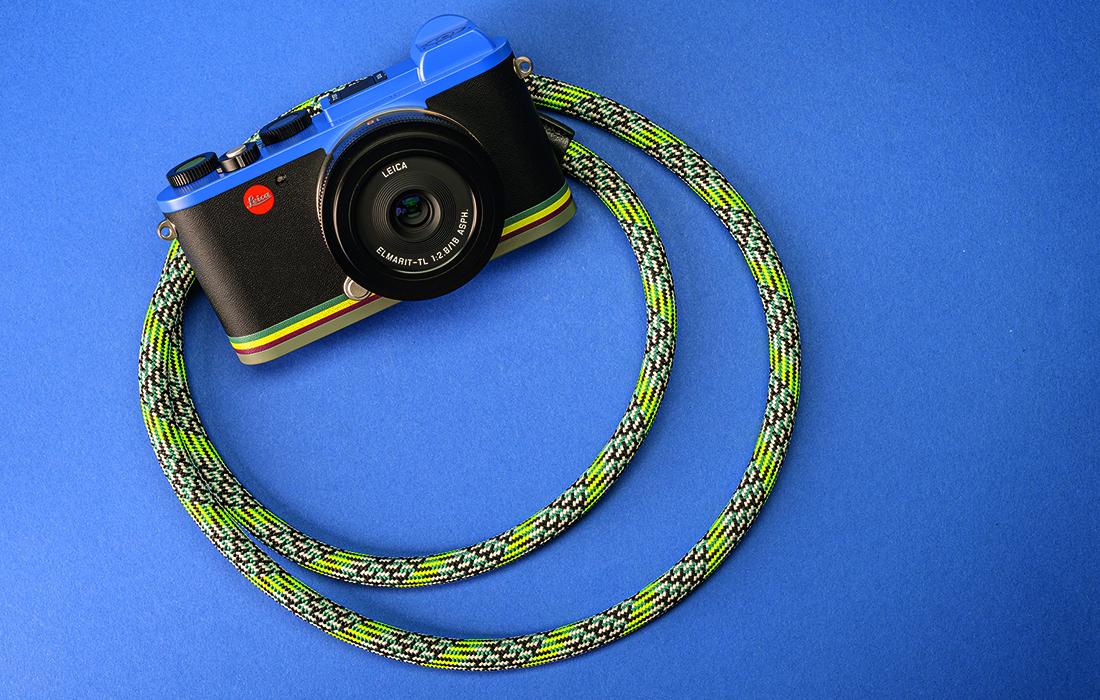 CL. Le Leica «Edition Paul Smith»: une idée cadeau idéale pour les fêtes