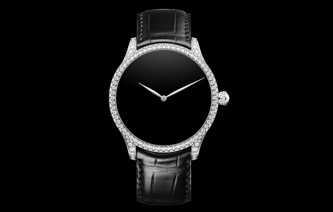 La Venturer Concept Vantablack Diamonds de H.Moser & Cie