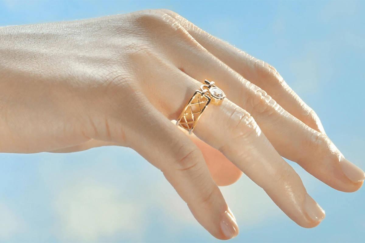 La maison Courbet dévoile sa toute première ligne de Haute Joaillerie conçue avec les premiers diamants français