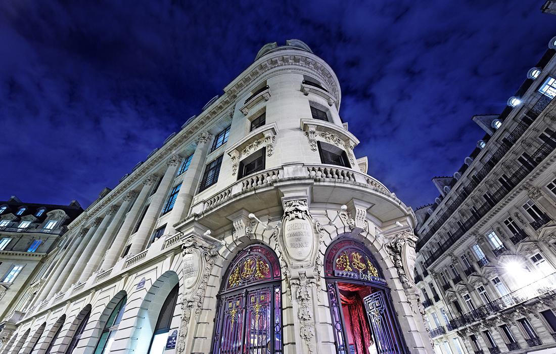 Le Bank Hotel, prestige de la belle époque