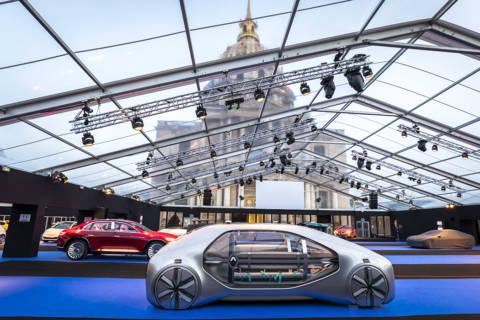 Luxe Infinity devient partenaire du 35eme Festival Automobile International
