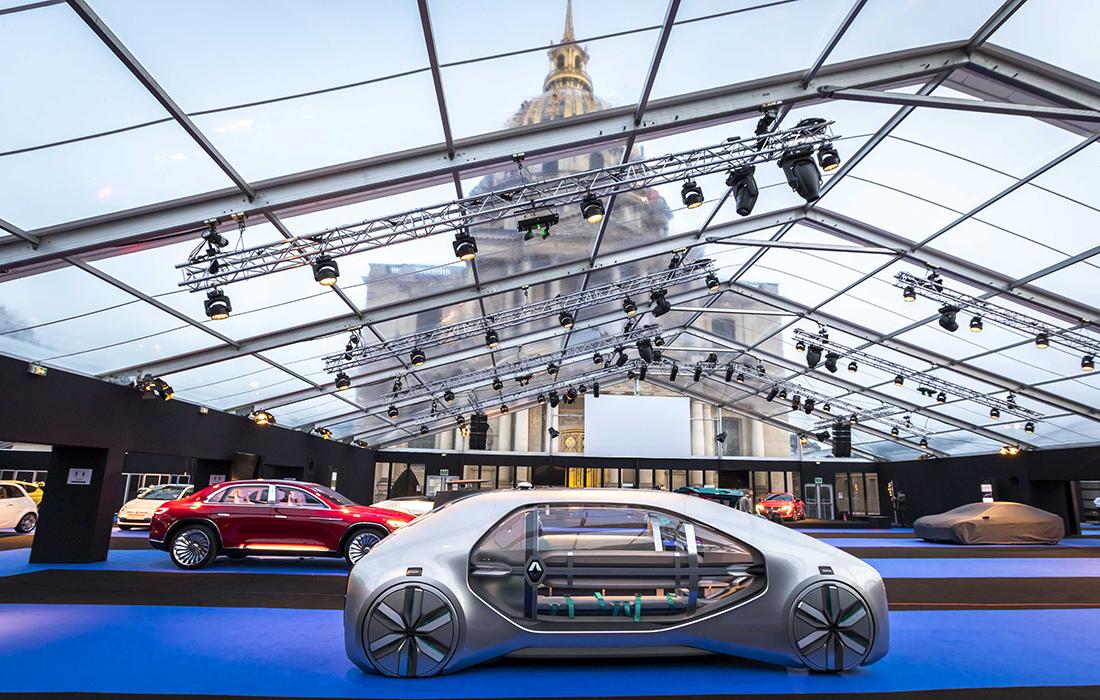 35ème Festival Automobile International, Luxe Infinity devient partenaire