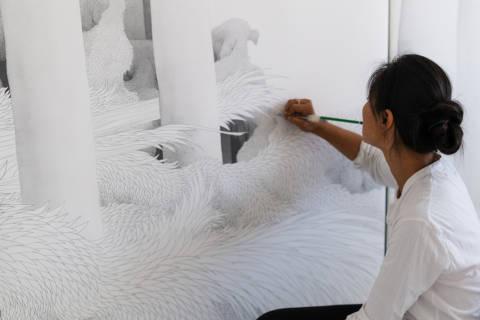 Carte blanche à Min Jung-Yeon au Musée national des arts asiatiques - Guimet