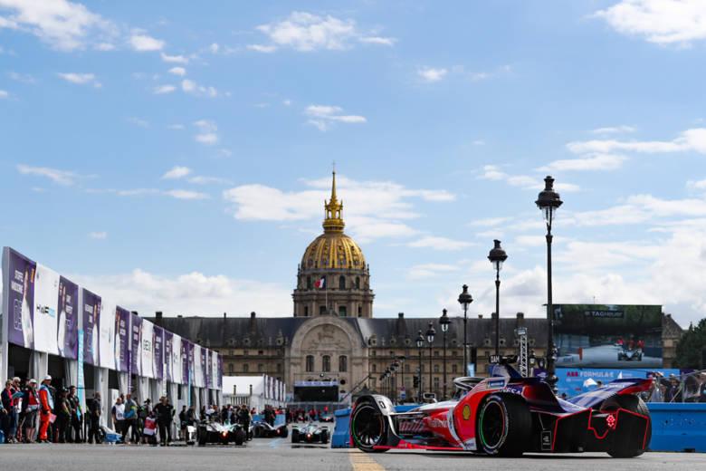 La Formule E sur Luxe Infinity, ça démarre demain !