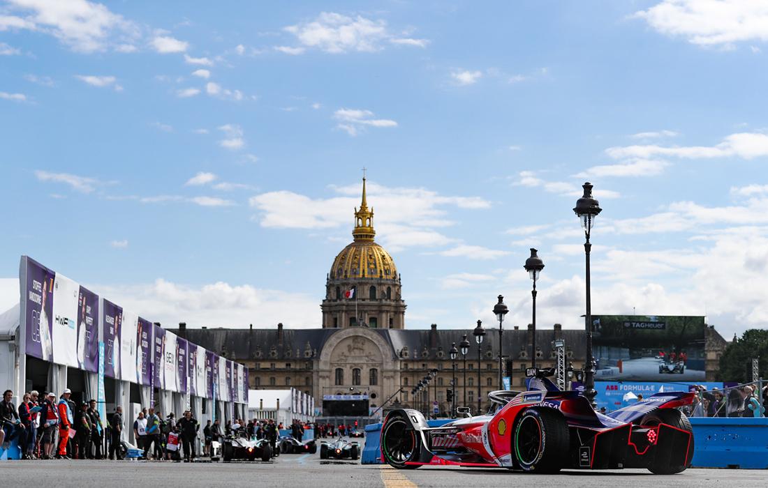 La Formule E sur Luxe Infinity, ça démarre demain!