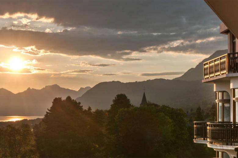 Hôtel Royal Evian célèbre son 110ème anniversaire