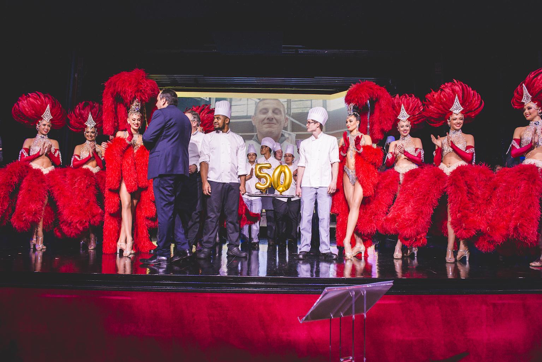 Gault&Millau fête ses 50 ans et lance son Guide 2020 au Moulin Rouge