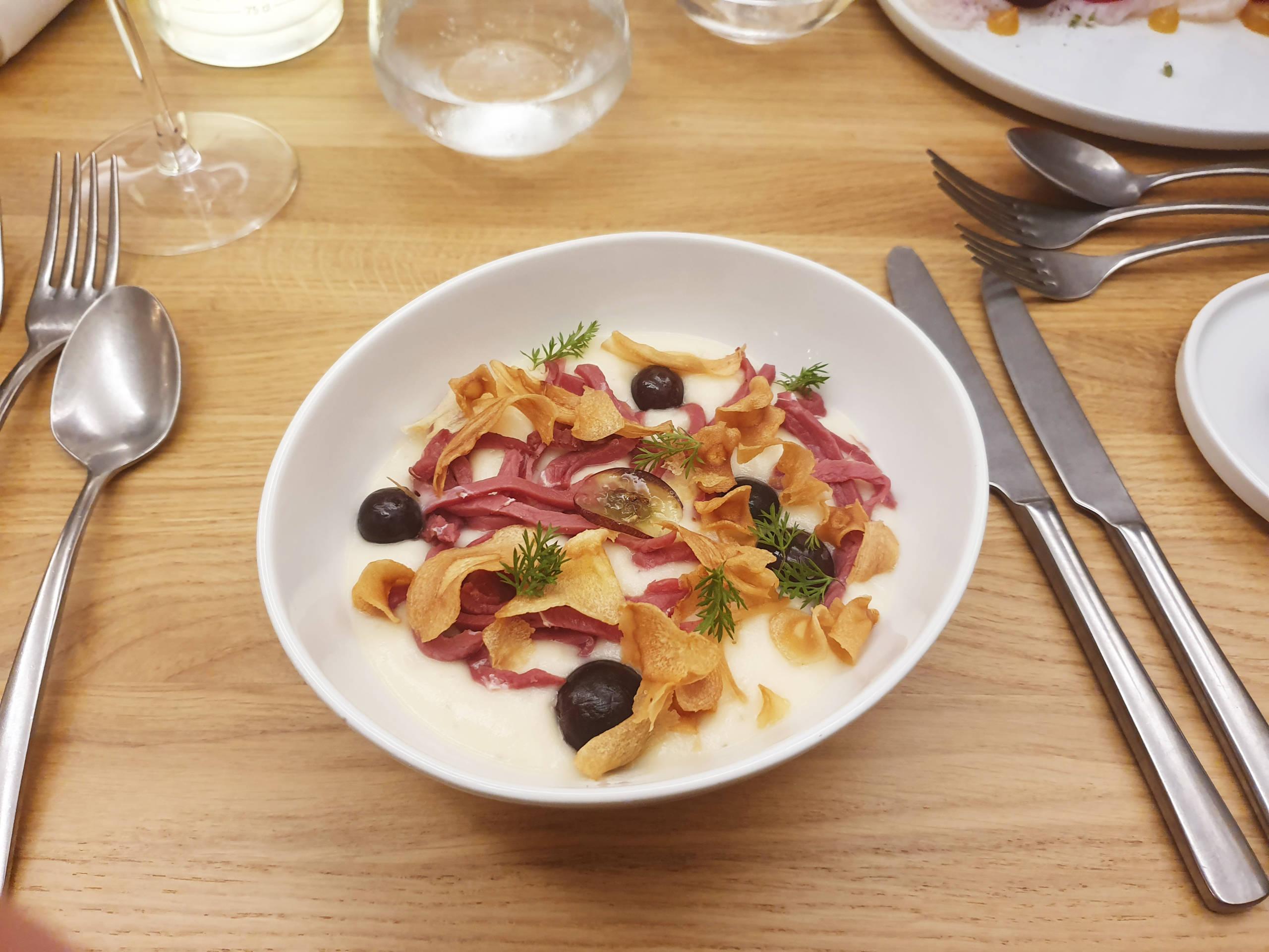 La Musardière, l'art de la Bistronomie