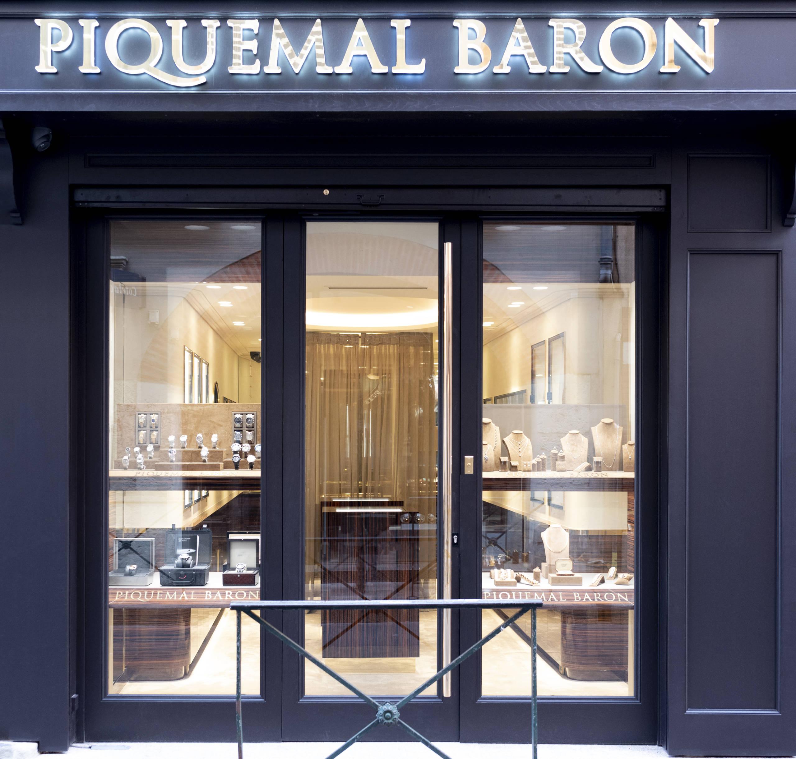 LE NOUVEAU VISAGE DE LA JOAILLERIE PIQUEMAL BARON