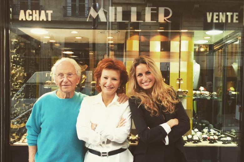 Bijoux et montres d'occasion : 30 ans avec la maison Miller