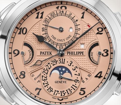 Patek Phillipe Grandmaster Chime 6300A : le garde-temps le plus onéreux du monde