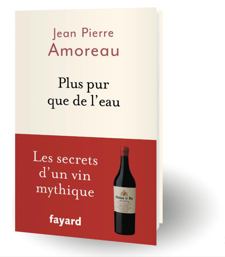 Plus pur que de l'eau live Jean Pierre Amoreau