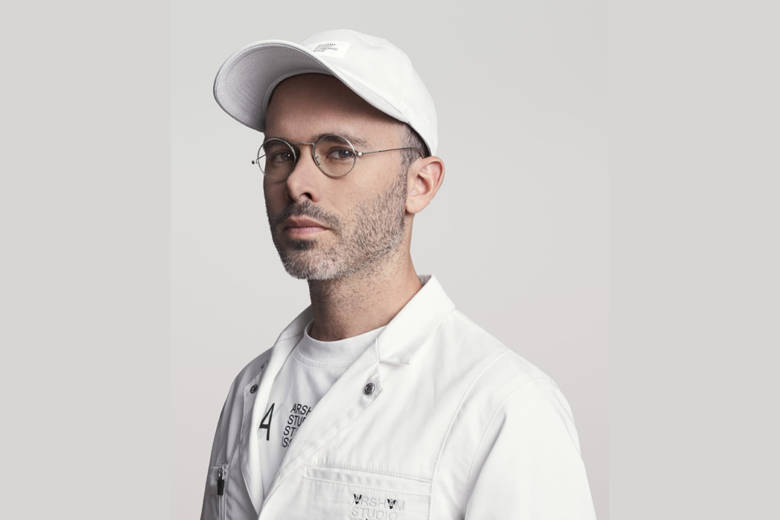 Daniel Arsham attire l'attention avec son savoir-faire hors du commun à Long Island